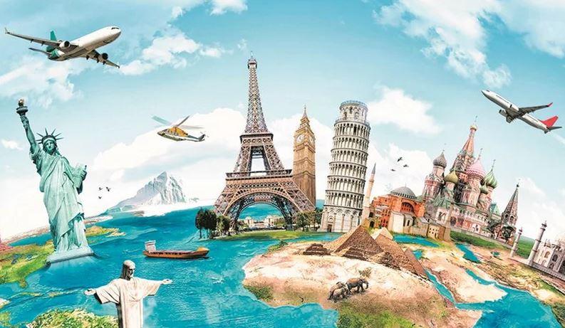 Тест по окружающему миру Путешествие по городам и странам 3 класс (с ответами)