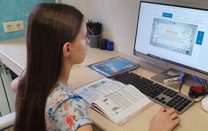 Дистанционное обучение будут использовать во время сезонных заболеваний