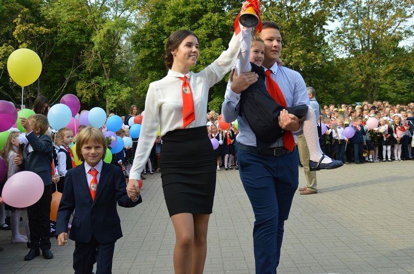 Школьные линейки 1 сентября пройдут в новом формате согласно требованиям Роспотребнадзора