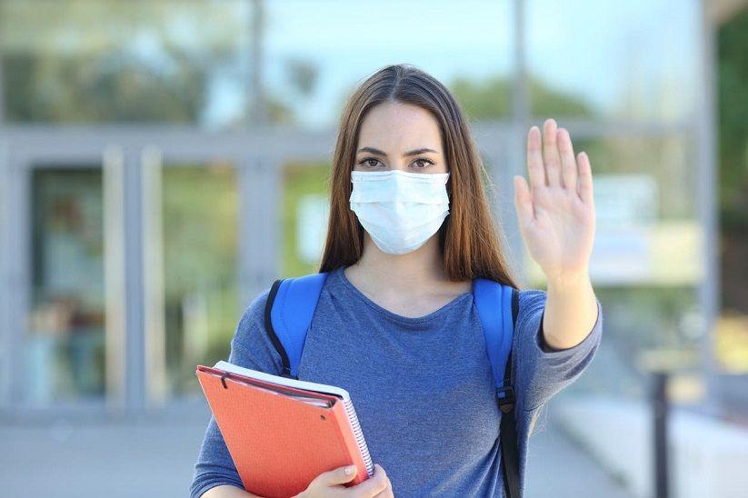 При обнаружении коронавируса у одного ученика весь класс переведут на дистанционное обучение